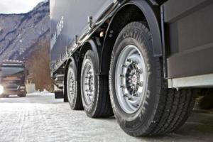 Использование грузовых шин зимой