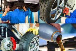 Что нужно проверить в шинах перед дальней дорогой