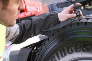 Износ грузовых шин